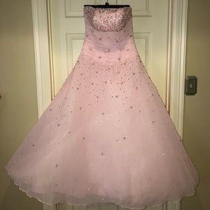 Beautiful pink party dress ❤️